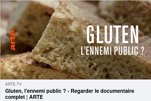 Documentaire Gluten...